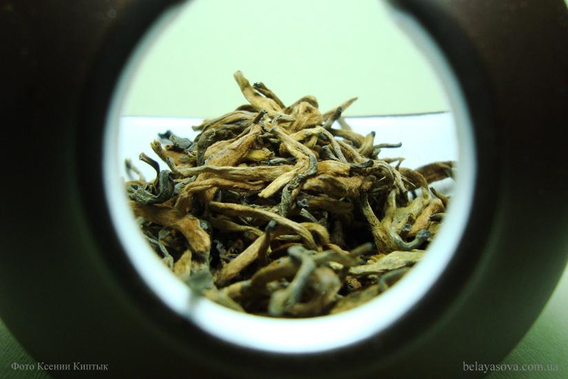 Пуэр Цзинь Хао - Золотые ворсинки (фото 1)