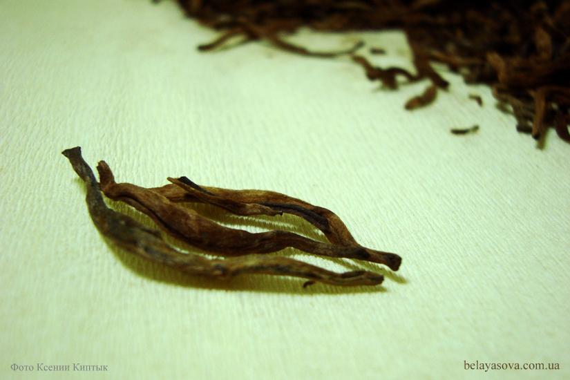 Пуэр Цзинь Хао - Золотые ворсинки (фото 5)